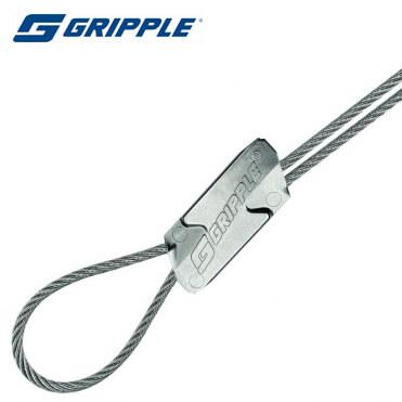 Gripple Rope Grip - Stainless Steel Adjustable Rope Grip ...