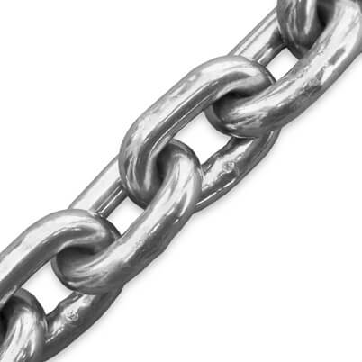 Stainless Steel Chain Short Link S3i Group