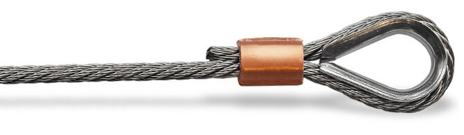 Wire Rope Ferrules Crimps And Stops S3i Group