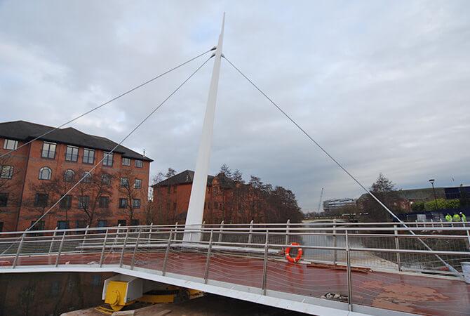 Derby Swing Bridge S3i Group