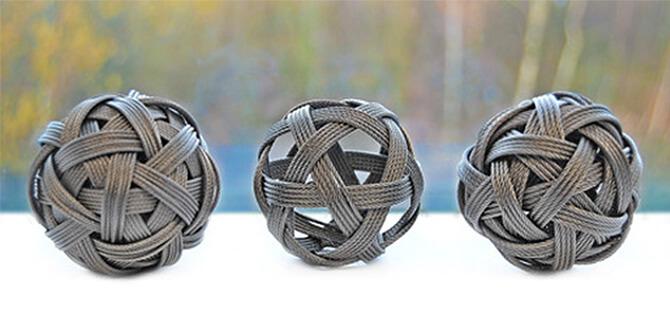 Geraldine Jones Woven Wire Sculptures And Baskets S3i Group