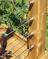 Wire Trellis Systems Cable Railing And Stainless Steel