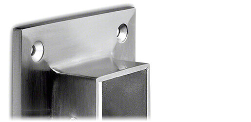 Square Wall Mount Flange Fixings S3i Group