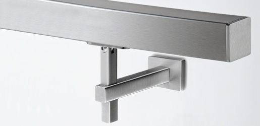Stainless Steel Square Handrail Kits S3i Group