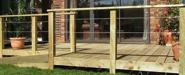 Wire Balustrade Kits And Cable Systems Stainless Steel